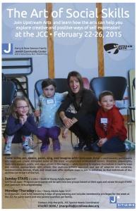 The Art of Social Skills in Milwaukee - Flyer