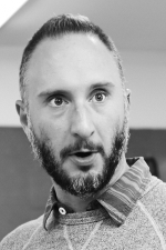 Aaron Fiskradatz headshot
