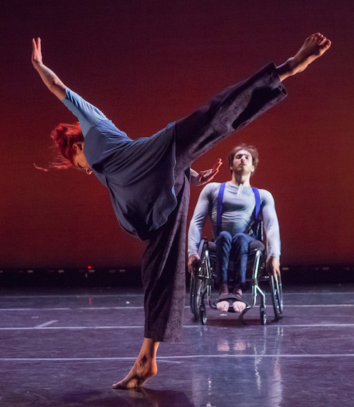 AXIS Dance Company's 'what if would you'