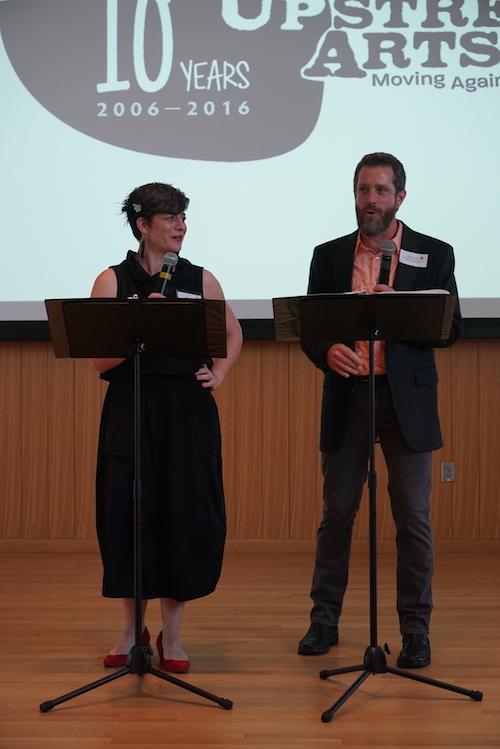 Julie and Matt Guidry