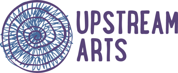 New Upstream Arts logo