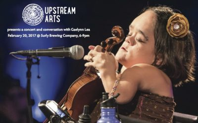 A Concert and Conversation with Gaelynn Lea