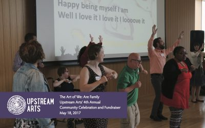 Join us for The Art of We: Are Family