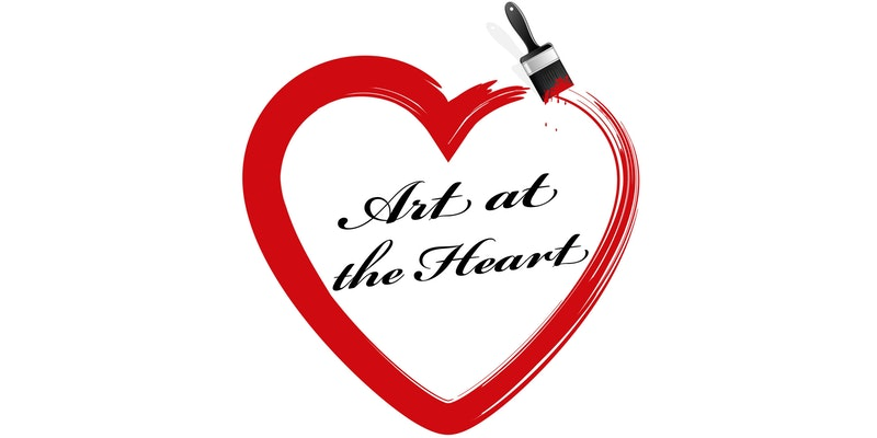 Art at the Heart Logo