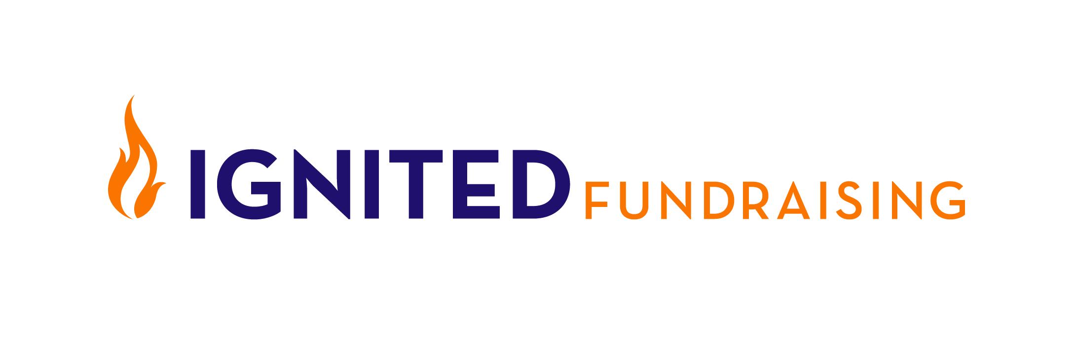 Ignited Fundraising Logo