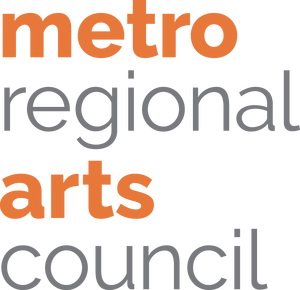 Metro Regional Arts Council logo