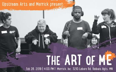 Join us for The Art of Me with Merrick
