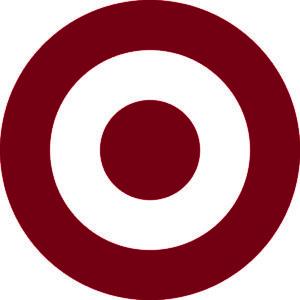 Target logo- Red Bullseye