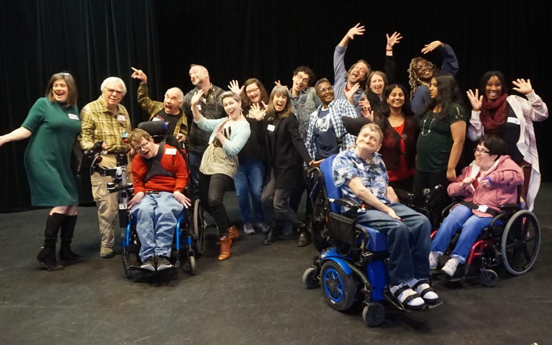 Recap- Community Storytelling Workshop with The Moth