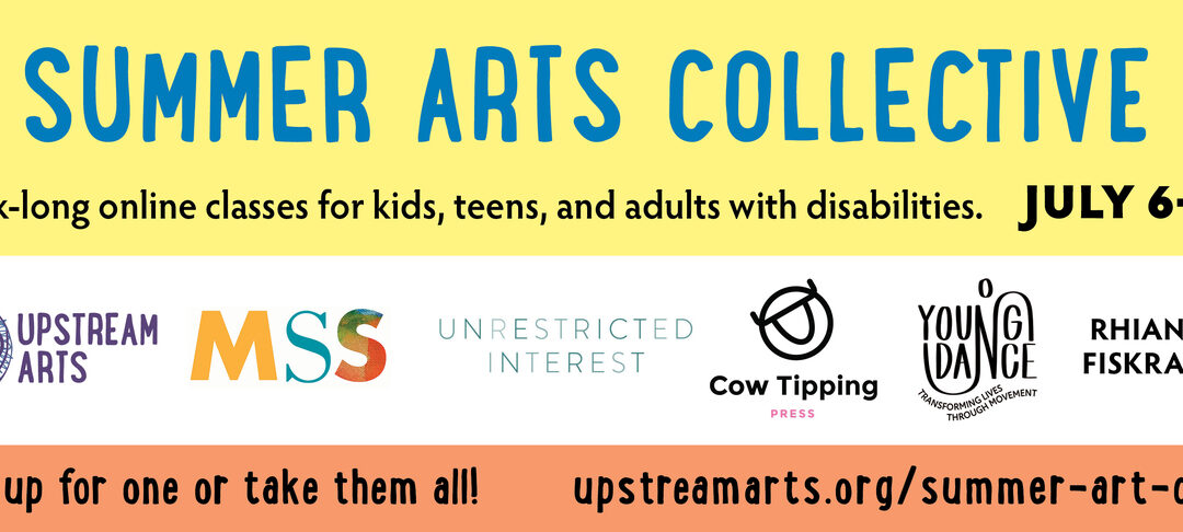 Join us for the Summer Art Collective! July 6th-17th