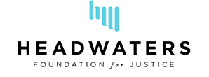 Headwaters Foundation for Justice logo