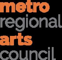 Logo for Metro Regional Arts Council
