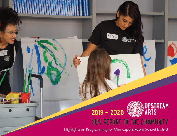 cover image of UA Report to Community