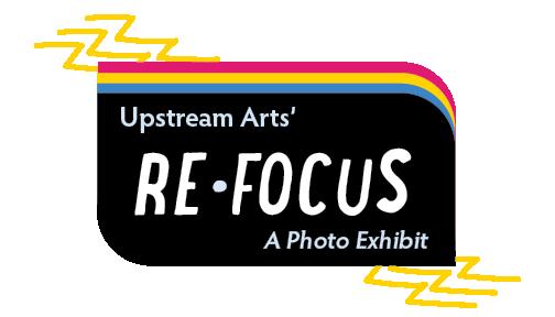 ReFocus: A Photo Exhibit logo