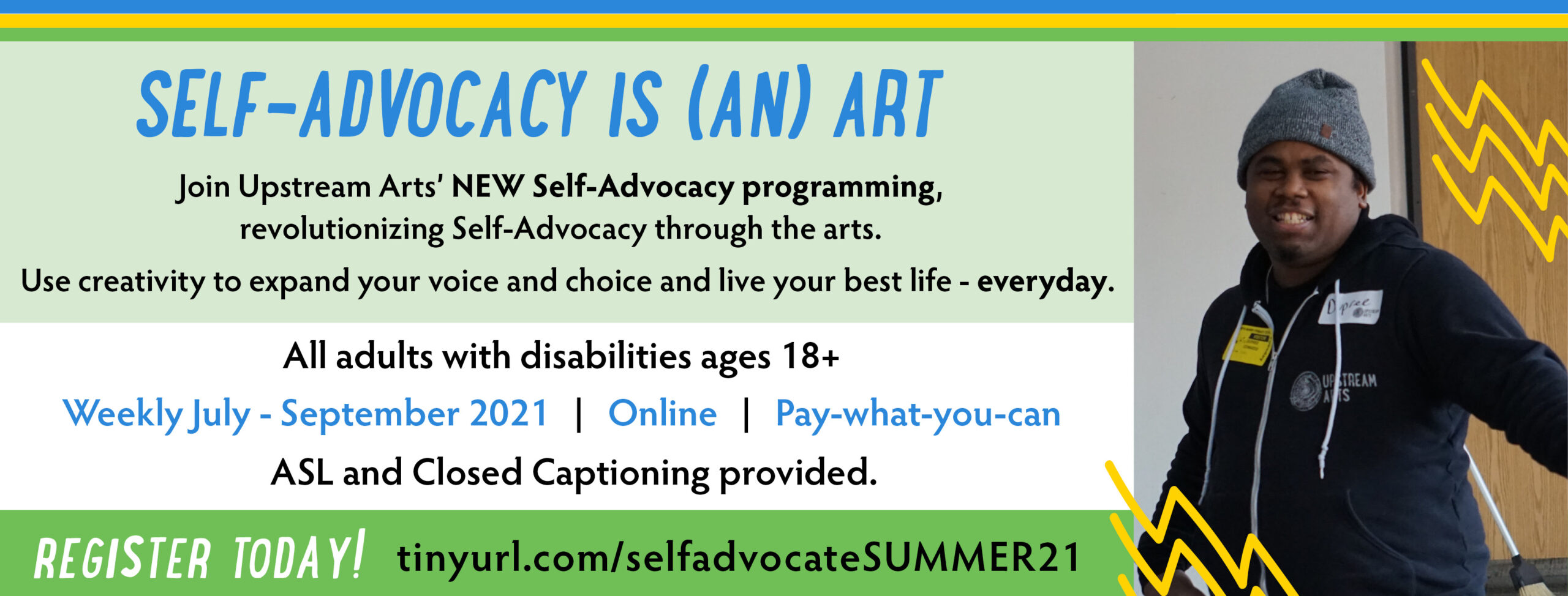 Self-Advocacy banner