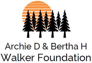 Logo for Archie Bertha Walker Foundation