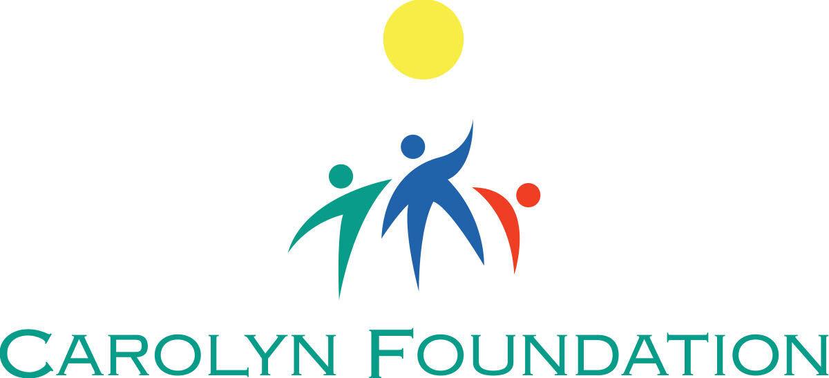 Logo for the Carolyn Foundation