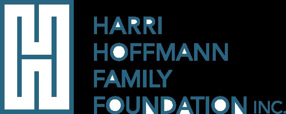 Logo for The Harri Hoffman Family Foundation